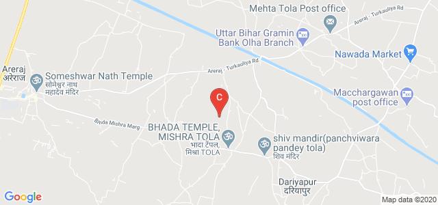 East Champaran, Bihar 845411, India