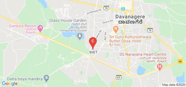 BIET Davangere, BIET, Davanagere, Karnataka, India