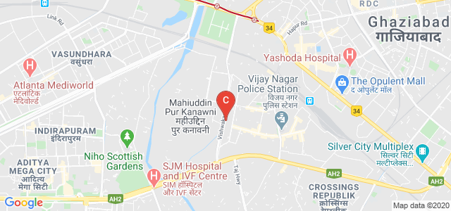 Santosh Medical College, Sector 12, Block J, Pratap Vihar, Ghaziabad, Uttar Pradesh, India
