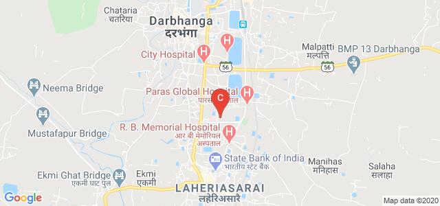 Darbhanga Medical College, DMCH Road, DMCH Campus, Laheriasarai, Darbhanga, Bihar, India