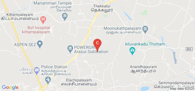 Park AMC Polytechnic College, Coimbatore, Tamil Nadu, India
