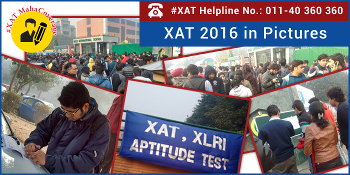 XAT 2016: Snapshots of the Exam Day