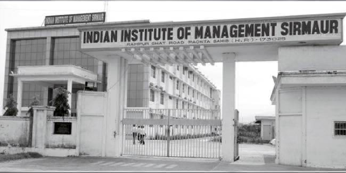 IIM Sirmaur Admission Criteria 2019 - CAT score gets the maximum weightage