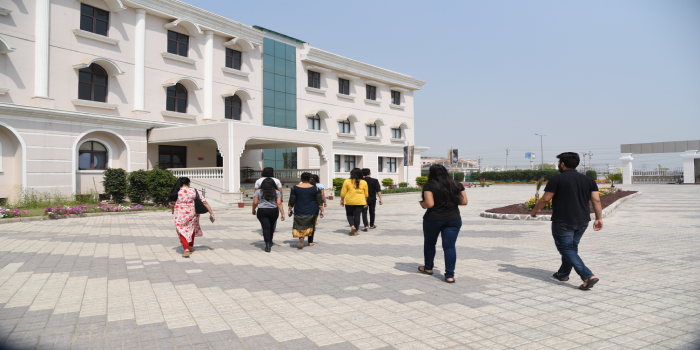 World University of Design Campus Virtual Tour