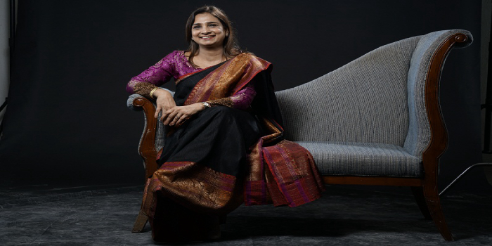 """""""We focus on changing trends and keeping up with advancements in technology"""", says Rupal Dalal of JD Institute of Fashion Technology"""