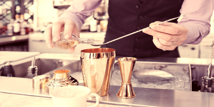 Raising the bar: How to crack a career as a mixologist
