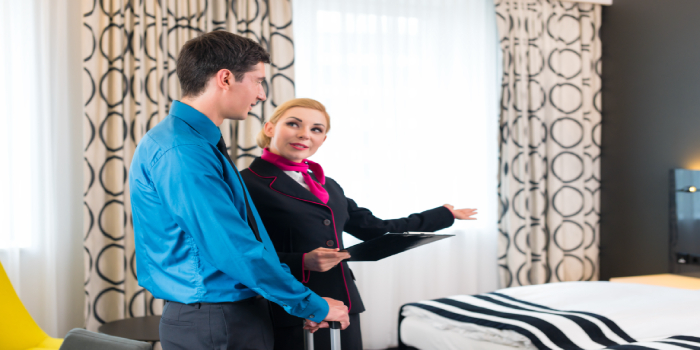 Guest Service Representative: A great start to a career in hospitality