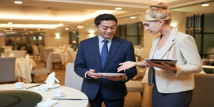 Event management gaining prominence in the hospitality sector