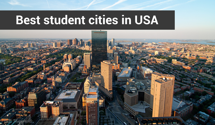 Best Student Cities in USA