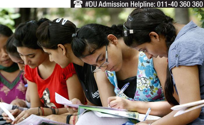 Delhi University Admission 2014 - An Admission Guide