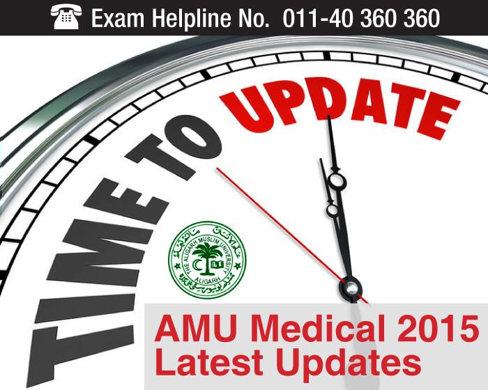 AMU Medical 2015 Latest Updates