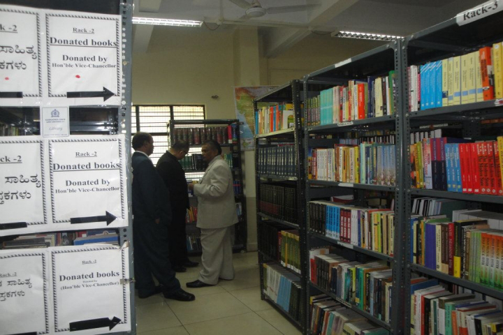 Karnataka State Law University, Hubli  Library books at Karnataka State Law University Hubli