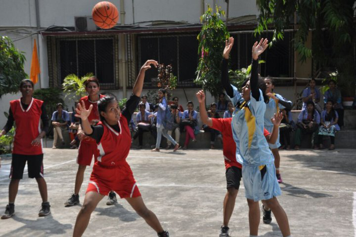 Patna University, Patna  Basket ball of Patna University Patna