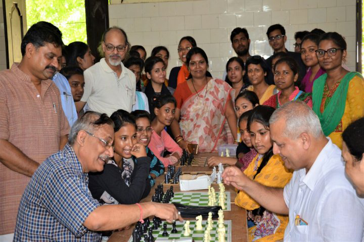 Patna University, Patna  Chess of Patna University Patna
