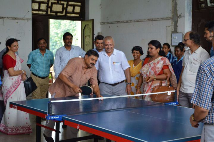 Patna University, Patna  Table Tennis of Patna University Patna