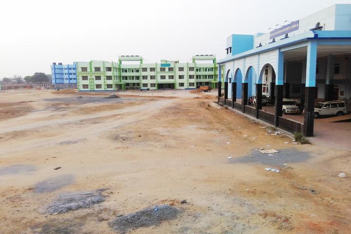 Sidho Kanho Birsha University, Purulia  College Building
