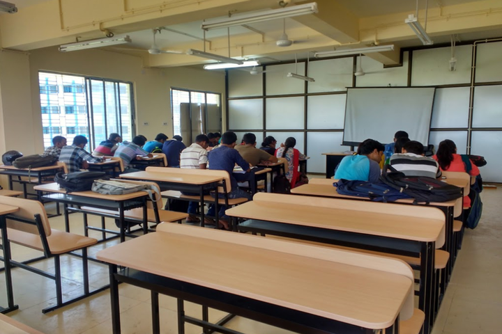 Sidho Kanho Birsha University, Purulia  Class Room