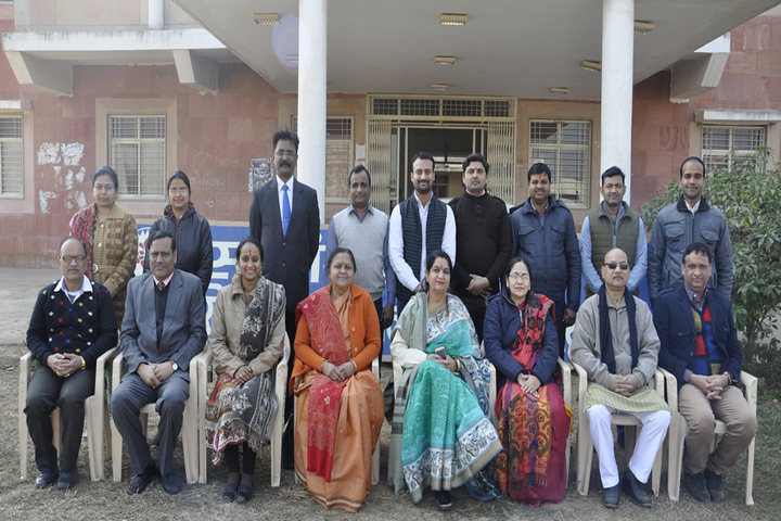 Raja Mansingh Tomar Music and Arts University, Gwalior  RMTMAU-1