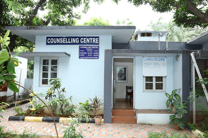 English and Foreign Languages University, Hyderabad  Counselling centre of English and Foreign Languages University Hyderabad