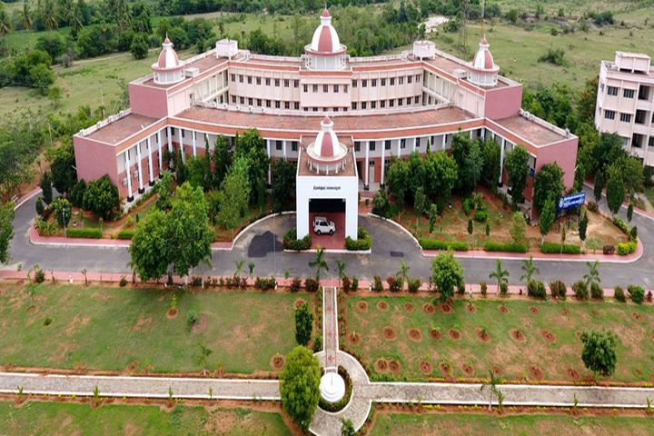 Thiruvalluvar University, Vellore  Aerial View of Thiruvalluvar University Vellore