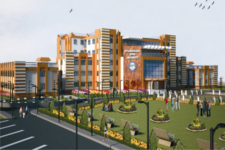 Uttarakhand Open University, Haldwani  Uttarakhand-Open-University-Haldwani-(3)