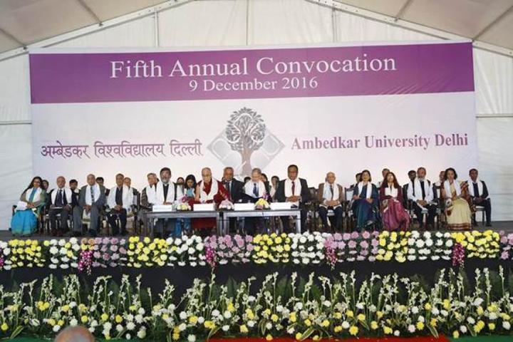 Bharat Ratna Dr BR Ambedkar University, Delhi Dr-BR-Ambedkar-University-9