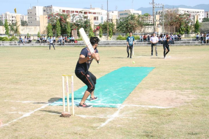 IEC University, Baddi  Cricket team of IEC University Baddi