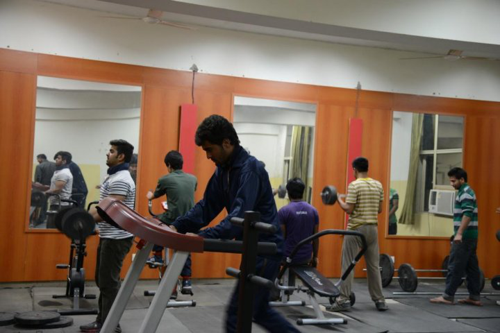 IEC University, Baddi  Gym of IEC University Baddi