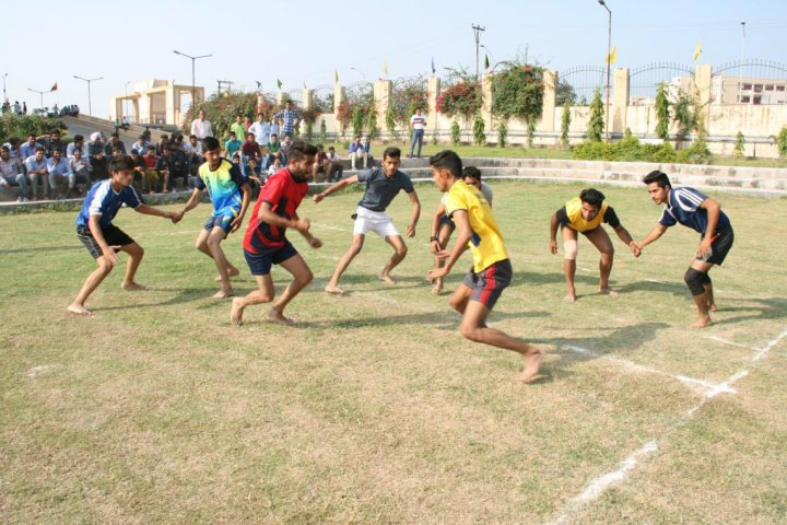 IEC University, Baddi  Kabaddi team of IEC University Baddi