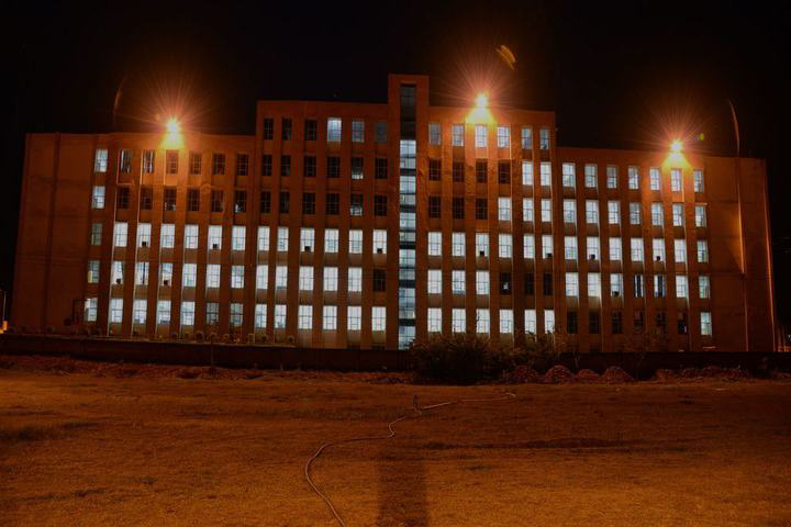 IEC University, Baddi  Night View of IEC University Baddi