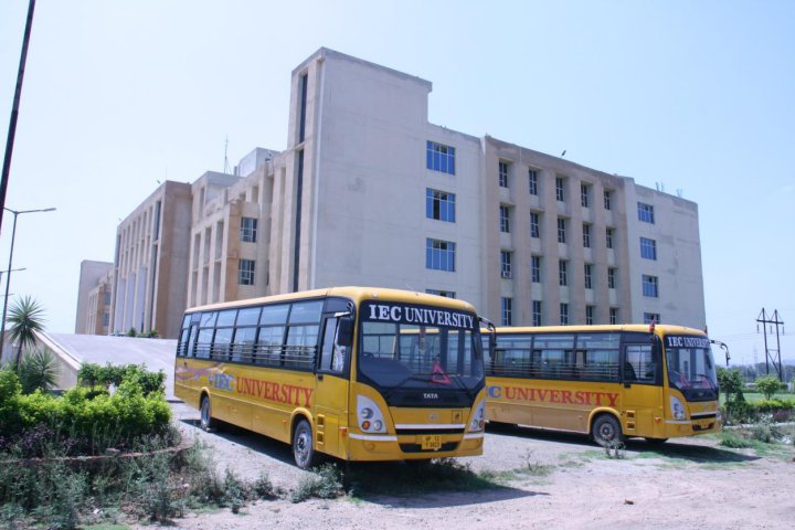 IEC University, Baddi  Transportation facility of IEC University Baddi