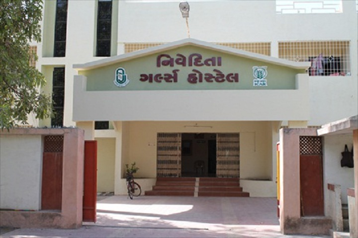 Junagadh Agricultural University, Junagadh  Girls Hostel Building of Junagadh Agricultural University Junagadh