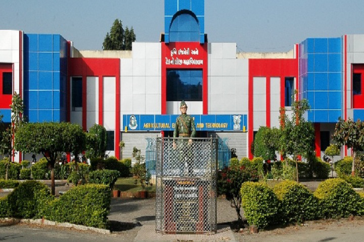 Junagadh Agricultural University, Junagadh  Engineering and Technology Building of Junagadh Agricultural University Junagadh