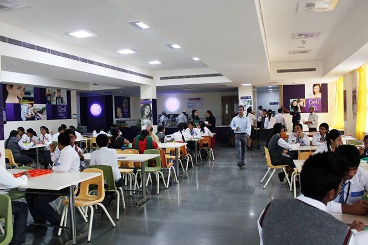 BML Munjal University, Gurgaon  Canteen of BML Munjal University Gurgaon_Cafeteria