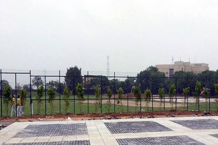 BML Munjal University, Gurgaon  Play Ground of BML Munjal University Gurgaon_Sports