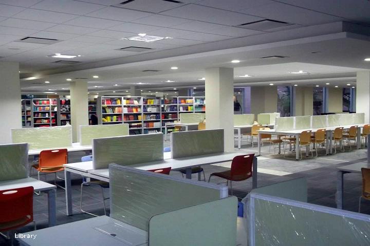 BML Munjal University, Gurgaon  Book Store of BML Munjal University Gurgaon_Library