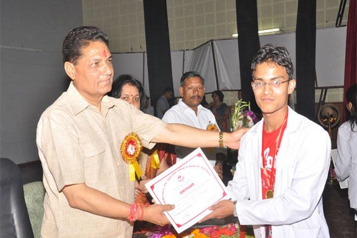 Rishikul Government PG Ayurvedic College and Hospital
