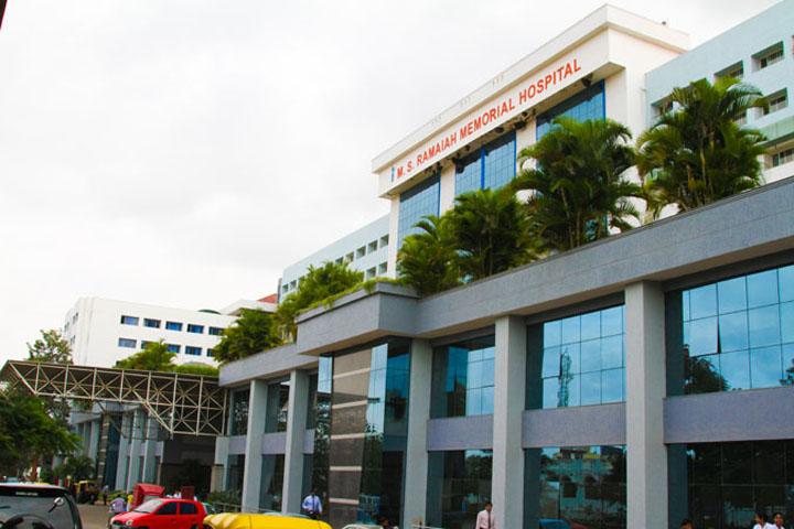 ms ramaiah college of nursing fees details