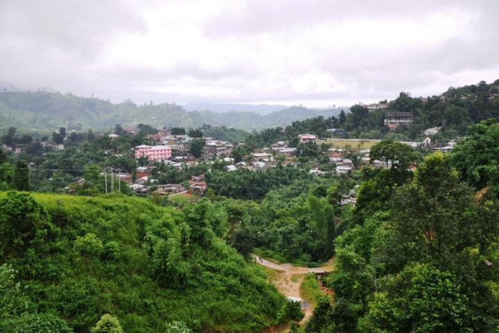 Himalayan University, Itanagar  Campus