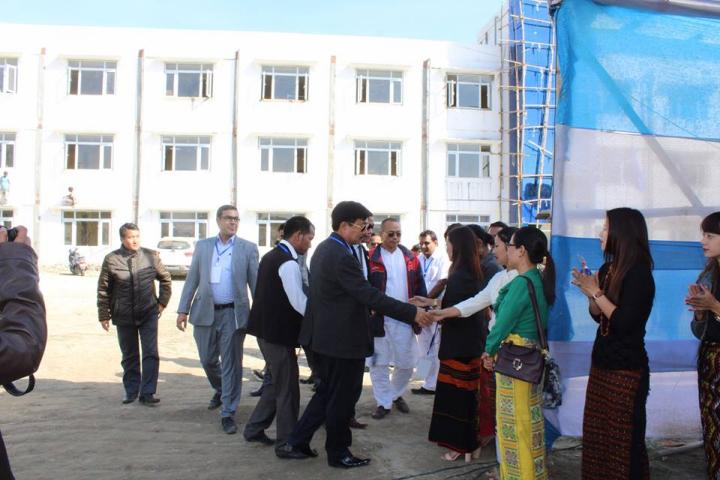 Himalayan University, Itanagar  Sports