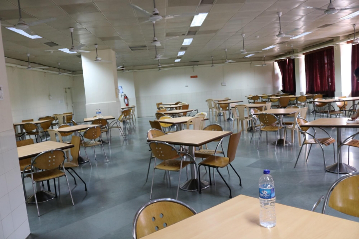Maharashtra National Law University, Mumbai Cafeteria of Maharashtra National Law University, Mumbai
