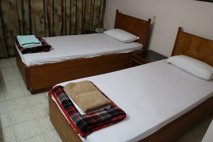 Maharashtra National Law University, Mumbai Hostel room of Maharashtra National Law University, Mumbai