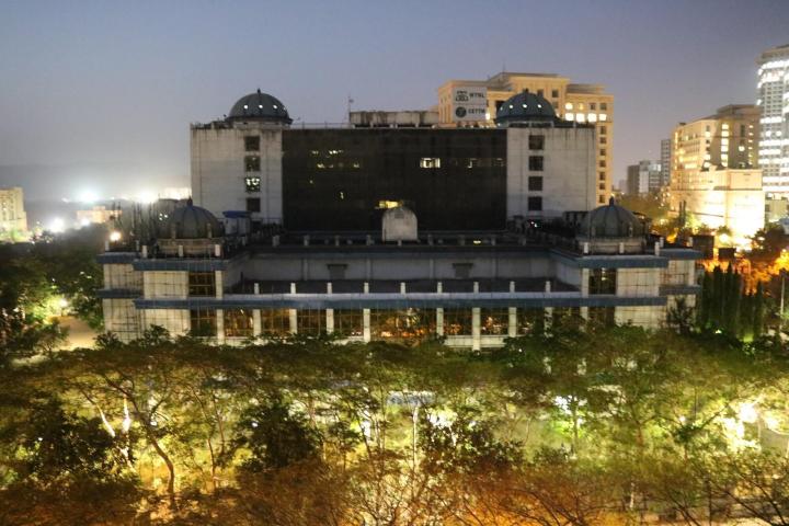 Maharashtra National Law University, Mumbai Campus View of Maharashtra National Law University, Mumbai