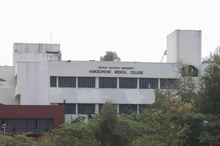Bharati Vidyapeeth Homoeopathic Medical College, Pune