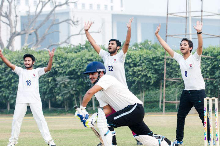 Bennett University, Greater Noida  Outdoor Sports at Bennett University Greater Noida