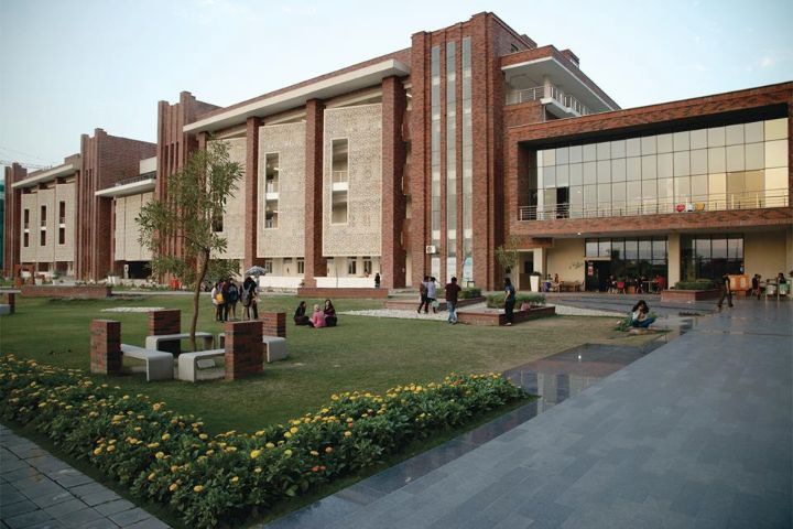Ashoka University, Sonepat  University building of Ashoka University Sonepat