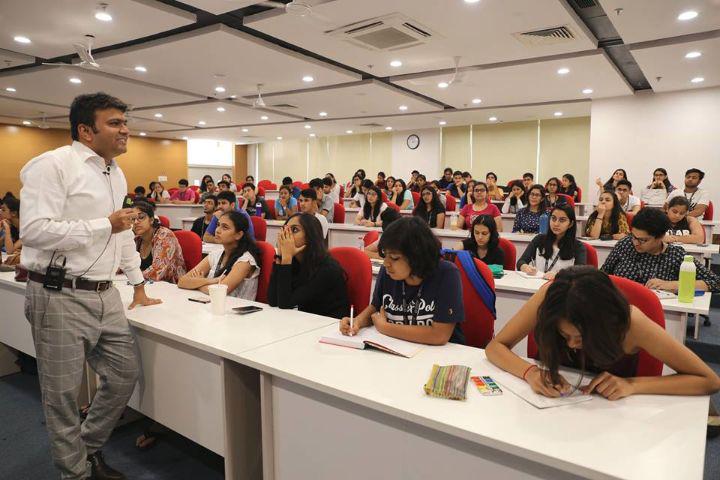 Ashoka University, Sonepat  Classroom of Ashoka University Sonepat