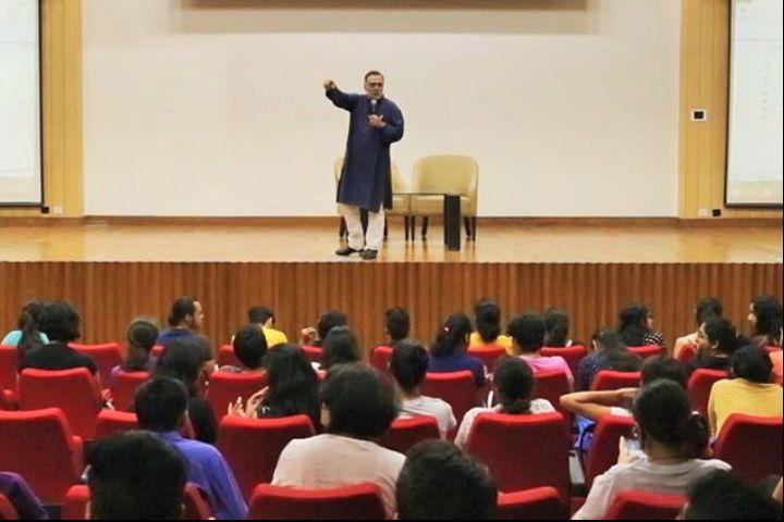 Ashoka University, Sonepat  Guest spech at Ashoka University Sonepat