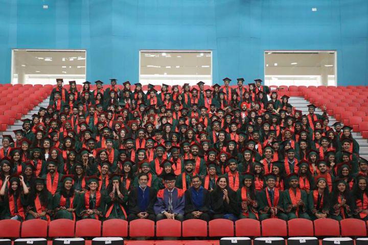Ashoka University, Sonepat  Convocation ceremony at Ashoka University Sonepat