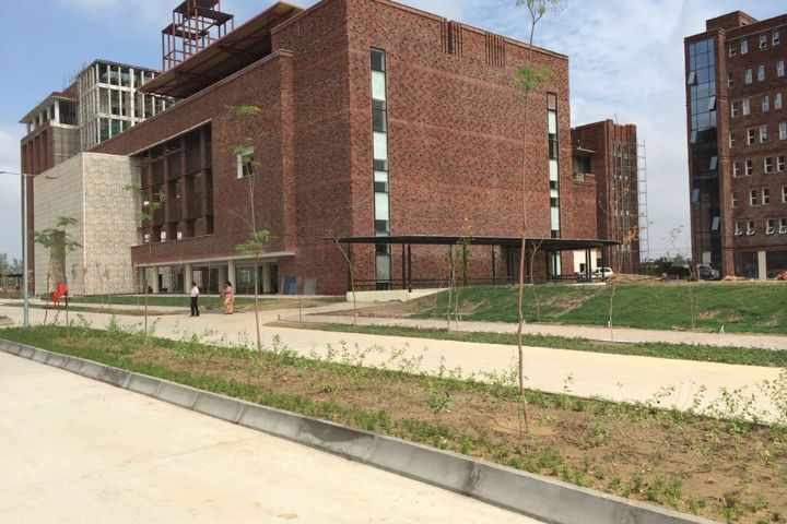 Ashoka University, Sonepat  University view of Ashoka University Sonepat